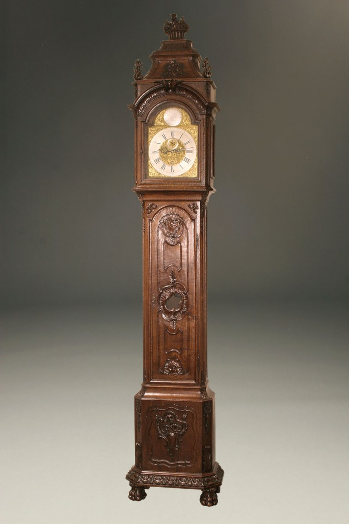 Belgian Tall Case Clock A2126A