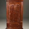 A2108D-antique-clock-grandfather-tall-mahogany