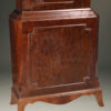A2108E-antique-clock-grandfather-tall-mahogany