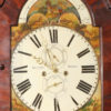 A4873F-grandfather-tall-clock-antique-english-mahogany