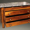A5607B-french-empire-commode-chest of drawers-antique