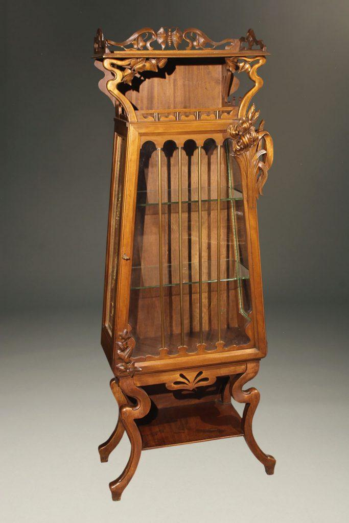 A5611A-french-nouveau-cabinet-mahogany