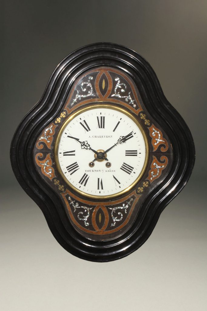 A5642A-morez-french-wall-clock-antique