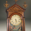 A5643C-dutch-antique-clock-staartklok-wall