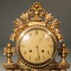 A5648C-louis XVI-clock-wall-gilded