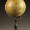 Early 20th century globe signed Thomas Greaves London, circa 1900.