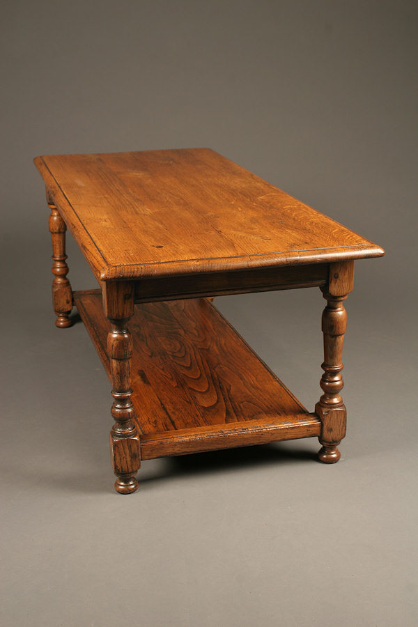 Antique French Louis Xvi Style Low Table Or Coffee Table