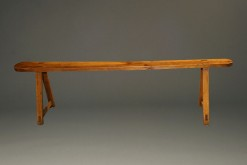 French country farmhouse bench A5247A1