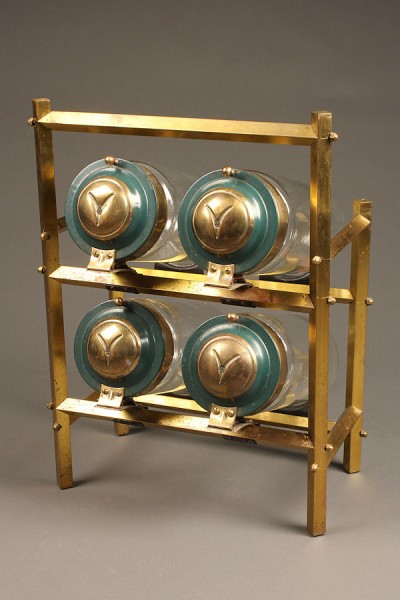 Late 19th century candy display and dispenser A5263A1