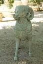 A5331B-garden-statue-ram-bronze
