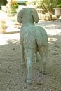 A5331C-garden-statue-ram-bronze