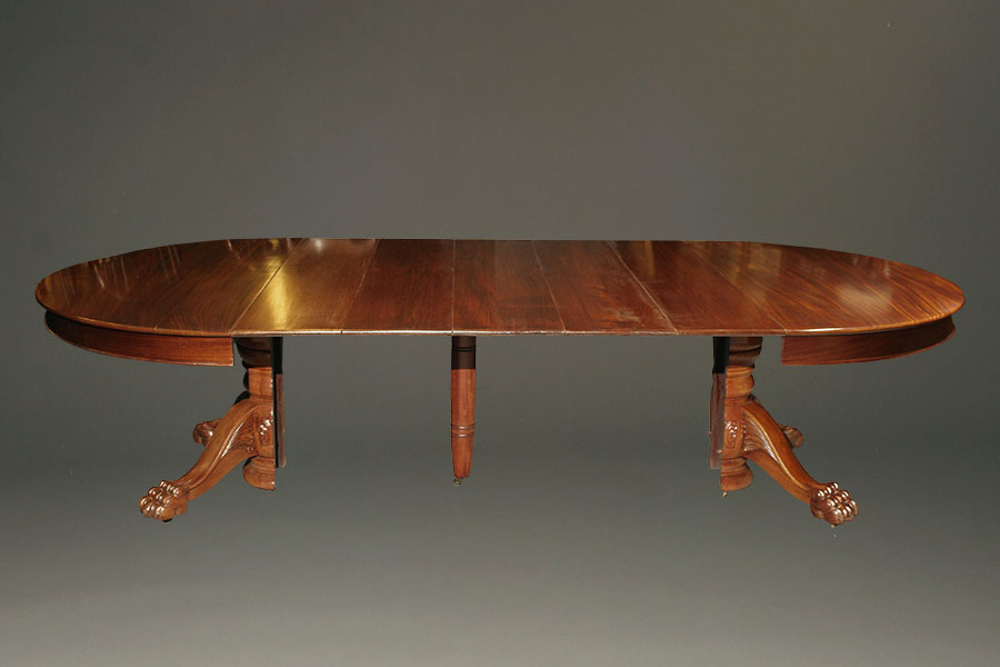 Antique Dining Table With Leaves X Jpg Drop