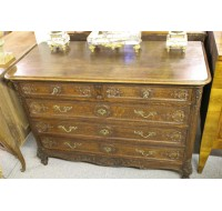 Late 19th century Liege oak carved chest with exquisite carvings