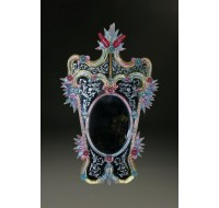 Very fine Venetian mirror