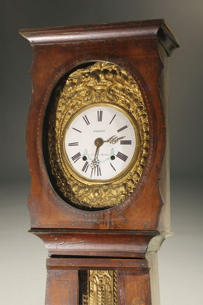 Antique French Tall Case Clock