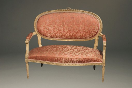 A5422A-antique-louis XVI-settee-french