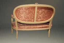 A5422C-antique-louis XVI-settee-french