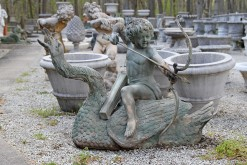 Bronze fountain A5450A