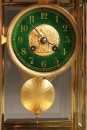 Antique French Mantle Clock A5469E