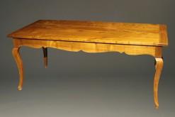 French cherry farmhouse table A5473A