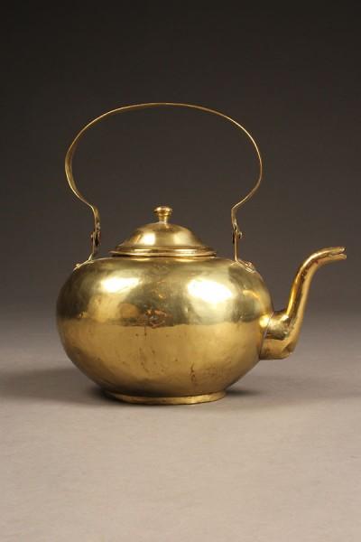 Brass Teapot  A5480B