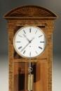 Biedermeier Antique Wall Clock A5483C
