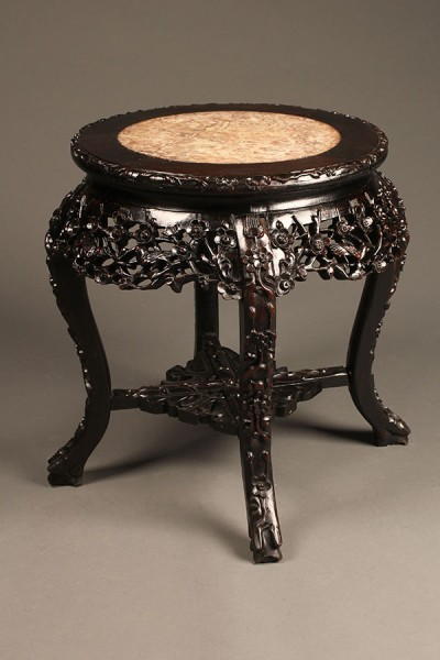 Carved Chinese table A5517A