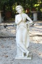 Marble Statue of a Roman Woman A5536A