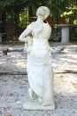 Marble Statue of a Roman Woman A5536C