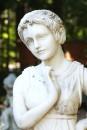 Marble Statue of a Roman Woman A5536E