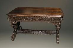 Belgian Carved Desk A5540A