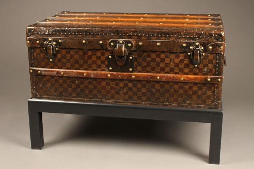 Antique Louis Vuitton Cabinet Trunk A5543A