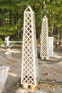 Pair of Obelisks A5550A