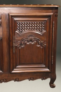 French country oak sideboard A5584D