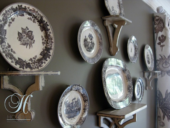 Antique Plates Beauchamps
