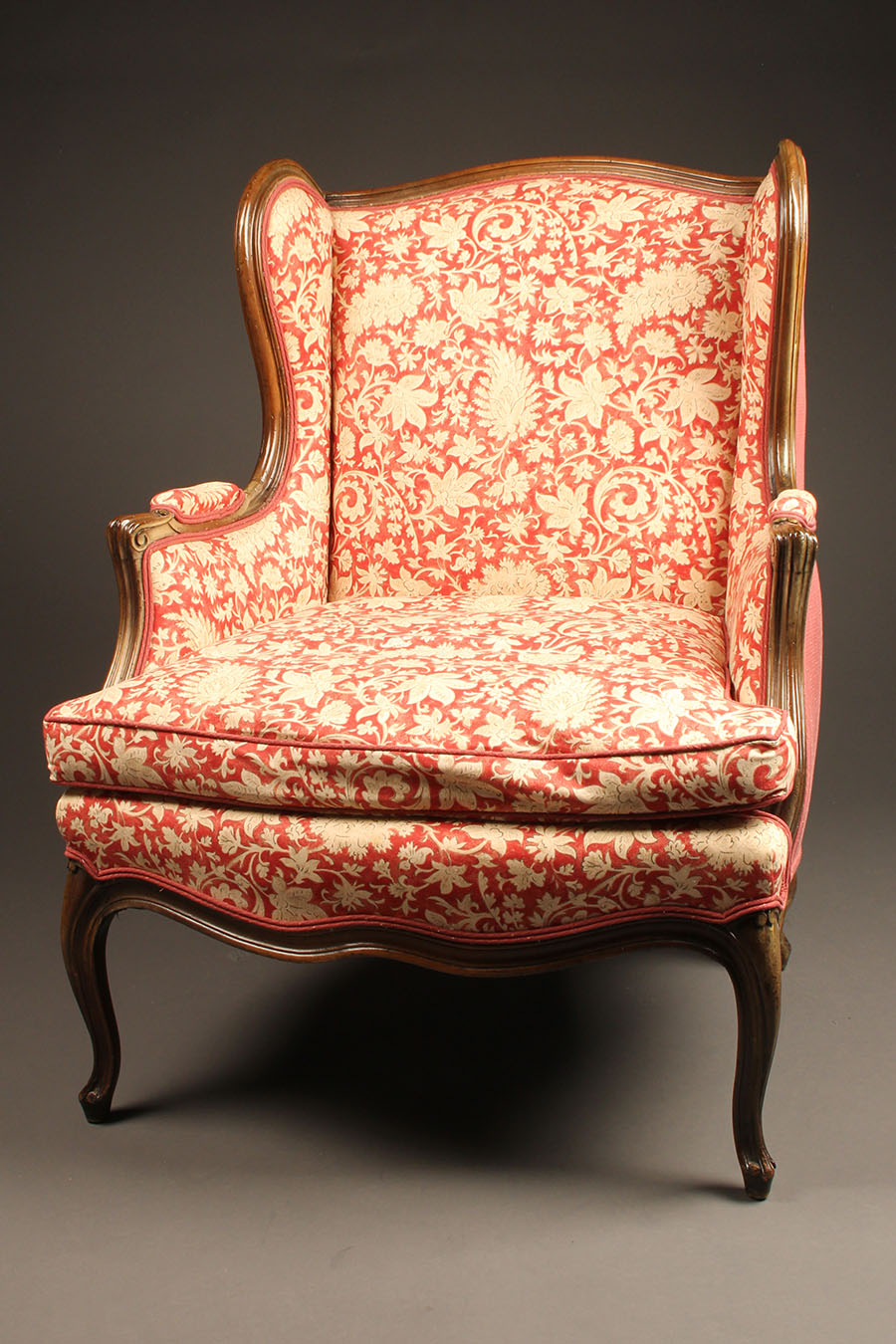 A5603B Chair Armchair Louis Xv French