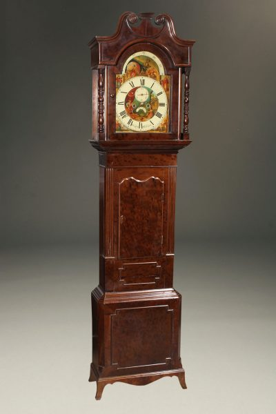 A2108A-antique-clock-grandfather-tall-mahogany