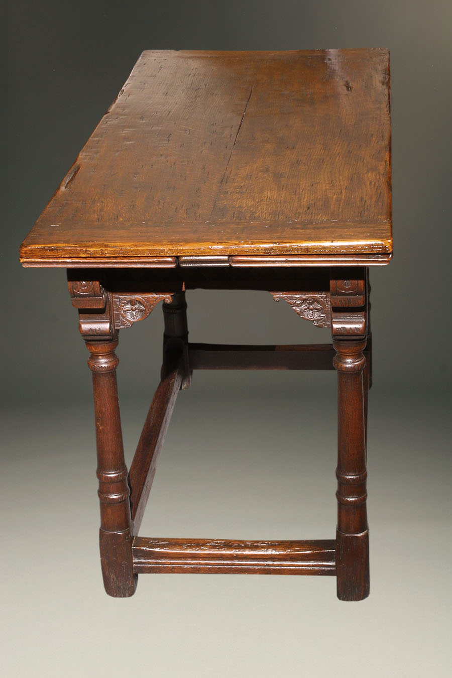 Home Furniture Other Tables Custom English Jacobean Style Side