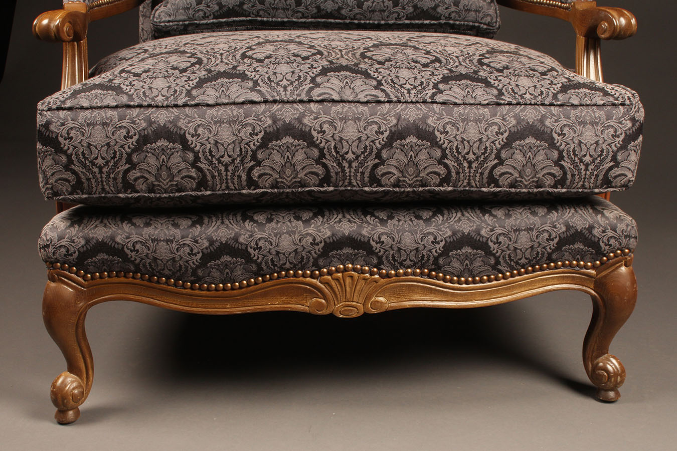 Home Furniture Chairs Pairs Of Pair Custom Louis Xv Style